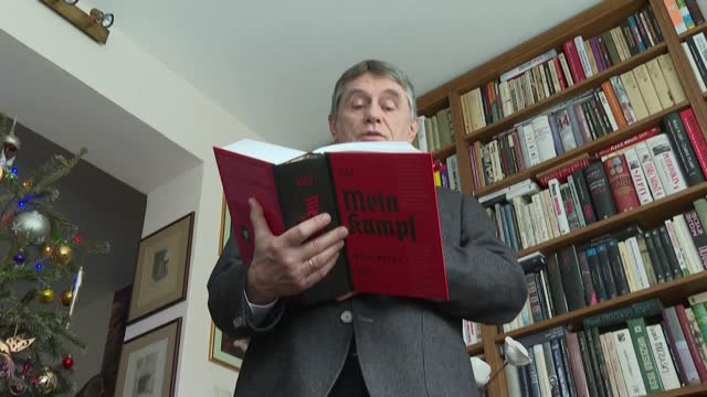 POL: Mein Kampf published in Poland as 'tribute to those who died'