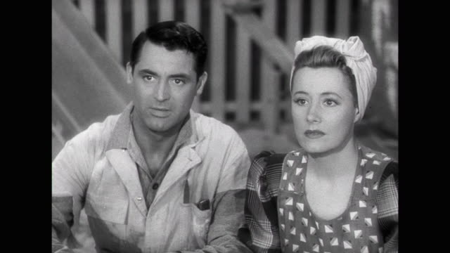 1941 An adoption Agency representative tells couple (Irene Dunne and Cary Grant) about an available child despite it not fitting their requests