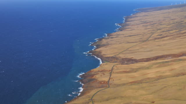 An Aerial View Of South Maui