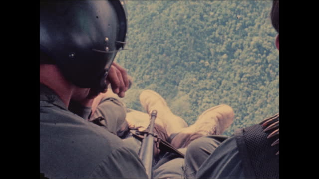 An aero rifle platoon is flown to an area near the old Khe Sanh and leaps from a Huey hoping to capture a North Vietnamese prisoner They hit the...