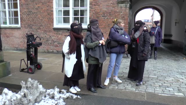 An Algerian businessman on Saturday said he would pay all the fines faced by women in Denmark who choose to wear fullface veilsThe Danish government...