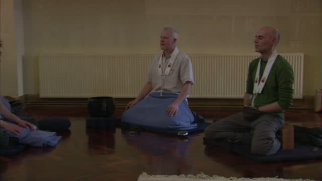 An ancient form of Buddhist meditation should be available on the NHS right across the country to help people suffering with stress anxiety and...