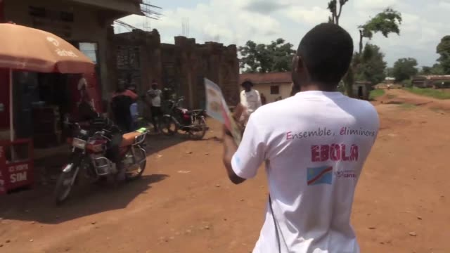 stockvideo's en b-roll-footage met an army of health workers fighting the ebola epidemic in the east of the democratic republic of congo are confronting denial and false beliefs... - bloedverlies