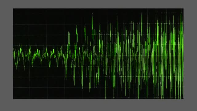 an audio waveform indicates voice levels, as trump claims he needs only 11,000 votes to win georgia. during a january 2 taped phone call, which will... - georgia us state stock videos & royalty-free footage