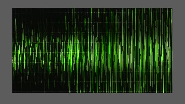 an audio waveform indicates voice levels, as trump claims there was no way he lost georgia. during a january 2 taped phone call, which will be used... - georgia us state stock videos & royalty-free footage