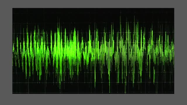 an audio waveform indicates voice levels, as trump claims to notify official of illegal election activity. during a january 2 taped phone call, which... - georgia us state stock videos & royalty-free footage