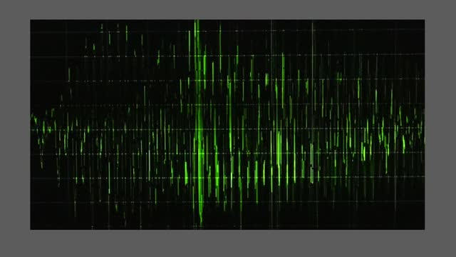 an audio waveform indicates voice levels, as trump claims voting machines were corrupted. during a january 2 taped phone call, which will be used as... - georgia us state stock videos & royalty-free footage