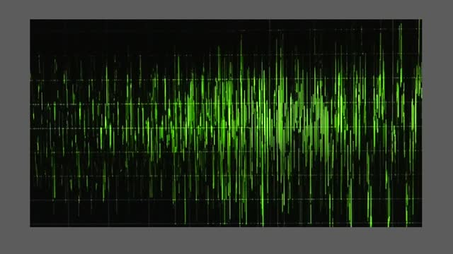 an audio waveform indicates voice levels, as trump learns of only two dead people voting in georgia. during a january 2 taped phone call, which will... - georgia us state stock videos & royalty-free footage