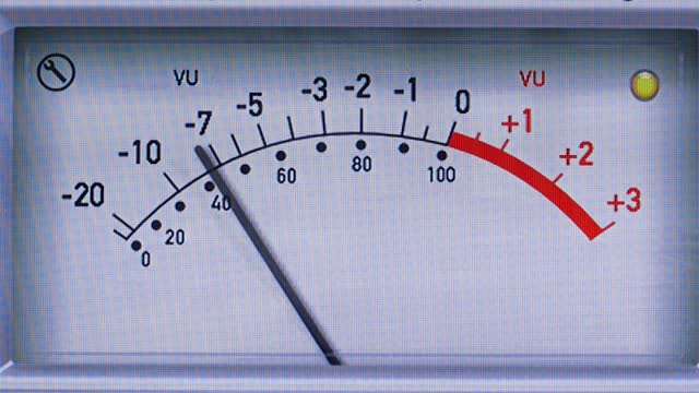 an audiometer indicates voice levels, as trump talks about his margin of loss in georgia. during a january 2 taped phone call, donald trump pressured... - georgia us state stock videos & royalty-free footage