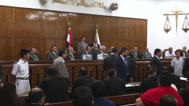 an egyptian administrative court nullified tuesday a maritime border agreement between egypt and saudi arabia under which cairo ceded two red sea... - gulf of aqaba stock videos & royalty-free footage