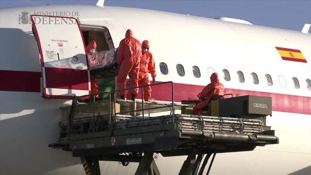 An elderly Spanish priest infected with Ebola died in a Madrid hospital on Tuesday five days after being evacuated from Liberia a hospital...