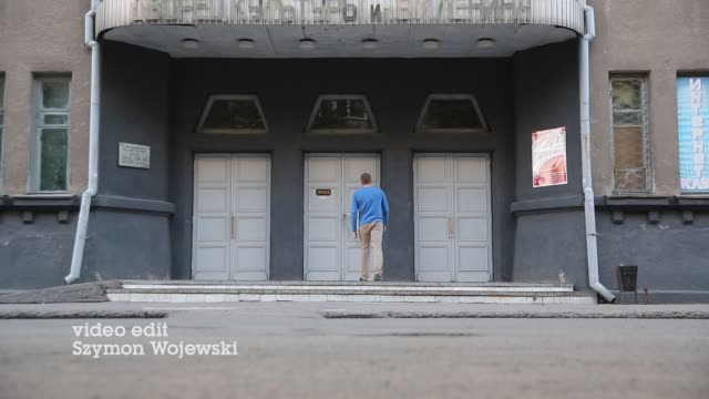 an election official counts votes in a polling station in the lenin palace of culture in slovyansk in eastern ukraine following the closing of polls... - eastern european culture stock videos and b-roll footage