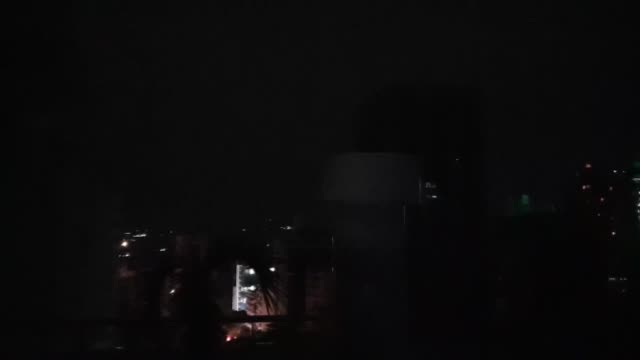 an electrical outage has left much of venezuela without power on march 08 2019 stateowned electricity operator corpoelec blamed the outage as part of... - power cut stock videos & royalty-free footage