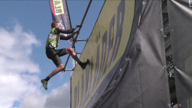 An estimated six million people around the world will take on an obstacle course race in 2016 running up steep and slippery slopes climbing...