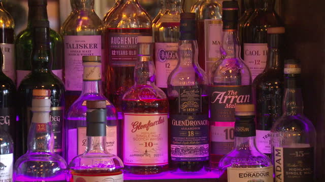 an eu court has said plans to introduce a minimum price for alcohol in scotland may be illegal. the legislation was passed by the scottish parliament... - port said stock videos & royalty-free footage