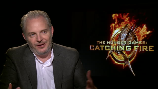 An exclusive interview with the 'Hunger Games Catching Fire' movie Francis Lawrence
