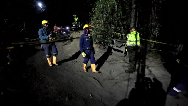 An explosion at a central Colombian coal mine killed at least two people Friday as rescuers scrambled to find another 11 who are still missing...