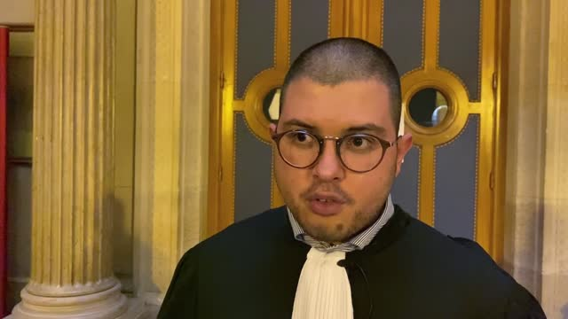 vidéos et rushes de an imam in france is on trial for criticizing the government's covid-19 policy and comparing the french and turkish presidents. farid slim is an imam... - lieux géographiques