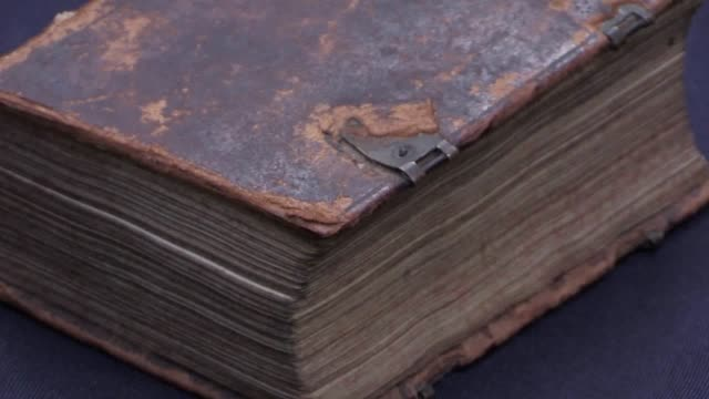 An incredibly rare medieval book dating back to around 1250 is to go up for auction this weekend after being unearthed during a house clearance...