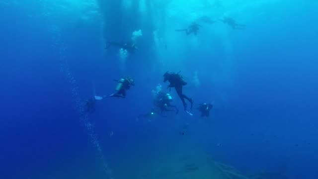 An iron and steel colossus that sank on a summers night 35 years ago off Cyprus is now considered one of the world's best shipwreck dives