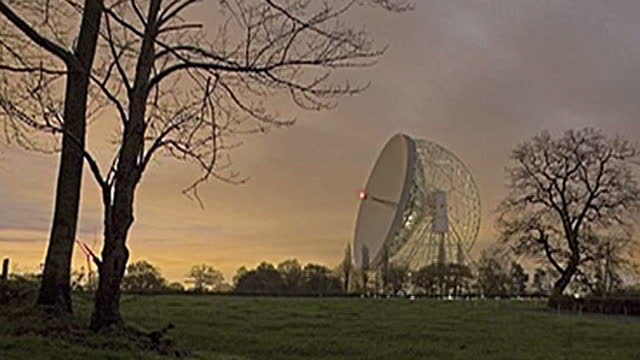 an observatory which played a huge role in the early days of radio astronomy has been given grade 1 listed status it's 60 years since radio waves... - space and astronomy stock videos and b-roll footage