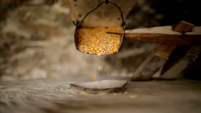 an old mill - cereal plant stock videos & royalty-free footage