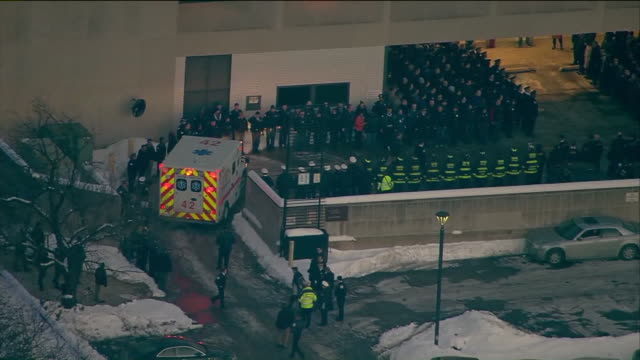 WGN An onduty police officer Commander Paul Bauera 31year veteran of the Chicago Police Department was fatally shot on the afternoon of February 13...