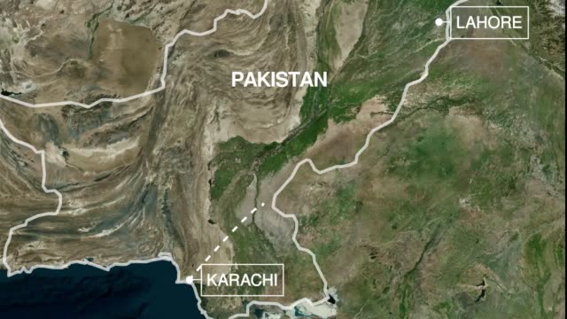An overturned oil tanker burst into flames in Pakistan on Sunday killing 129 people who had rushed to the scene of the accident to gather leaking...
