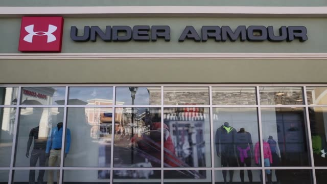 An Under Armour Inc Factory House outlet store stands at The Outlet Shoppes  of the Bluegrass 0c38c4570711
