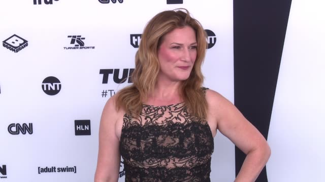 Ana Gasteyer at 2017 Turner Upfront at 33rd Street on May 17 2017 in New York City