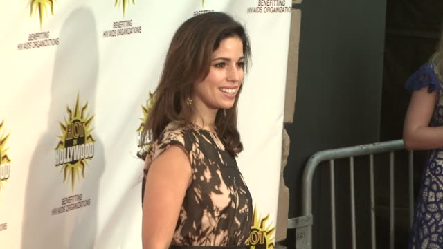 Ana Ortiz at the HOT IN HOLLYWOOD ANNUAL EVENT at Los Angeles CA
