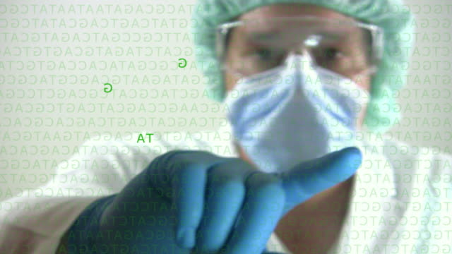 analyzing genetic research dna - genetic research stock videos & royalty-free footage