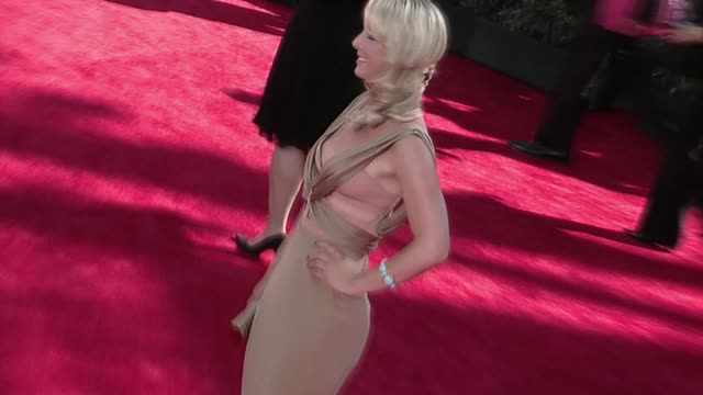 anastasia griffith at the 61st annual primetime emmy awards arrivals part 2 at los angeles ca - annual primetime emmy awards stock-videos und b-roll-filmmaterial