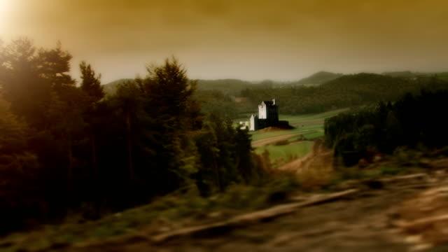 vidéos et rushes de vieux château - moyen âge
