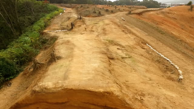 Ancient hilltop earthworks discovered here could offer the first hard evidence of Japan having had a walled city in the seventh centuryVideo was shot...