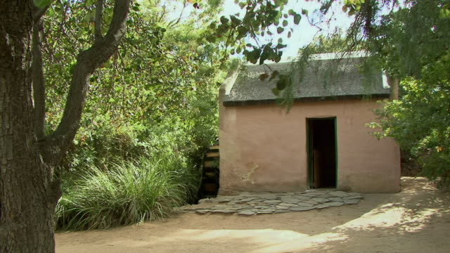 ws ancient mill, worcester museum / worcester, western cape, south africa - western cape province stock videos & royalty-free footage