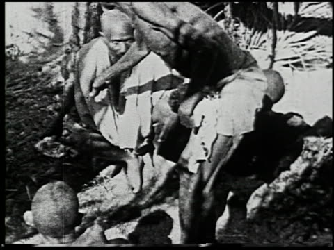 ancient rome in africa - 11 of 12 - karthago stock-videos und b-roll-filmmaterial