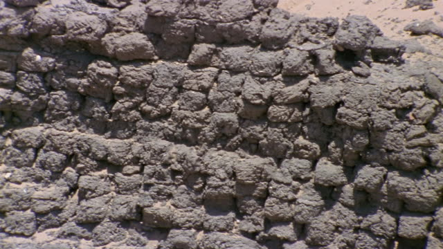 cu pan ancient stone ruins / giza, egypt - 1992 stock videos & royalty-free footage