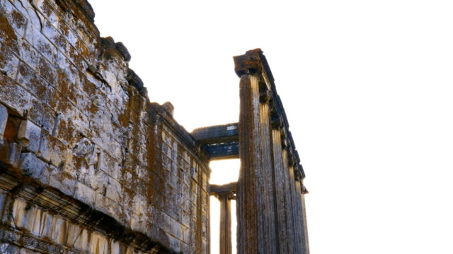 Ancient Temple Aizanoi