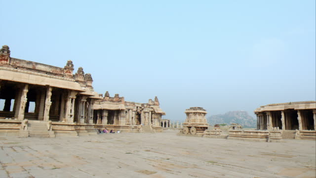 Ancient Temple Complex, Hampi, Unesco World Heritage Site