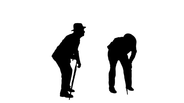 ancient - walking cane stock videos and b-roll footage