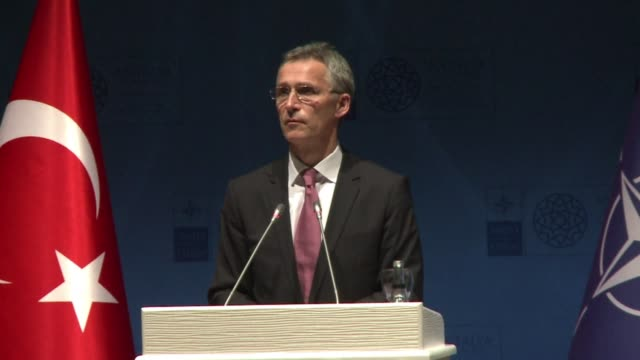 NATO and the European Union vows to tighten cooperation against the hybrid warfare that the West accuses Russia of using in the battle for influence...