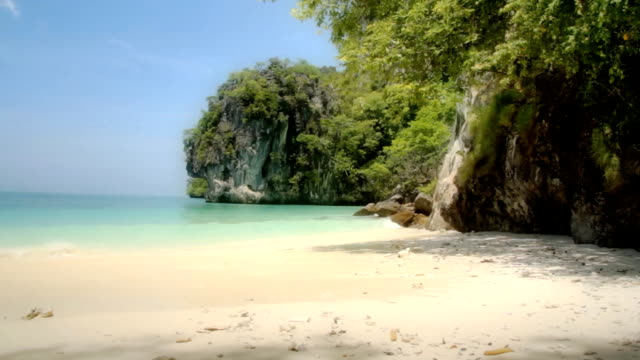 hdr andaman beaches - desert island stock videos & royalty-free footage