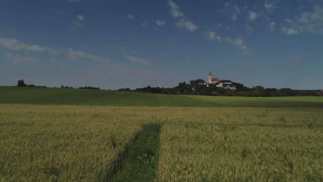 Andechs Abbey, Bavaria, Germany, Europe
