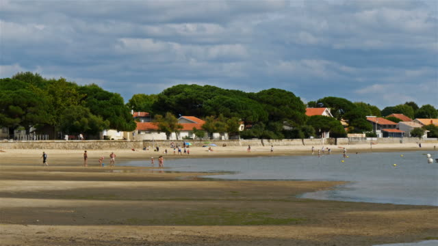 andernos, gironde, arcachon bay, france - arcachon stock videos and b-roll footage