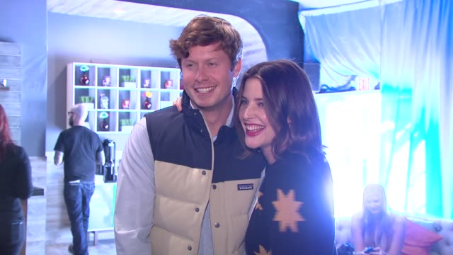 Anders Holm at McDonald's McCafe Presents The Village At The Lift 2015 Day 3 on January 25 2015 in Park City Utah