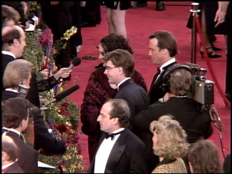 andie macdowell at the 1995 academy awards arrivals at the shrine auditorium in los angeles, california on march 27, 1995. - andie macdowell stock videos & royalty-free footage