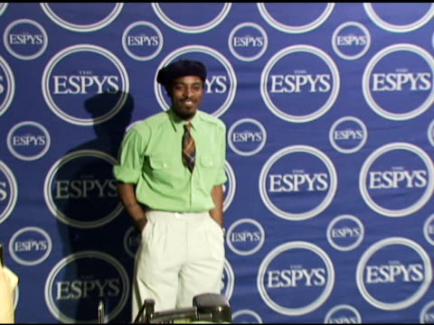 André 3000 of OutKast at the 2006 ESPY Awards press room at the Kodak Theatre in Hollywood California on July 12 2006
