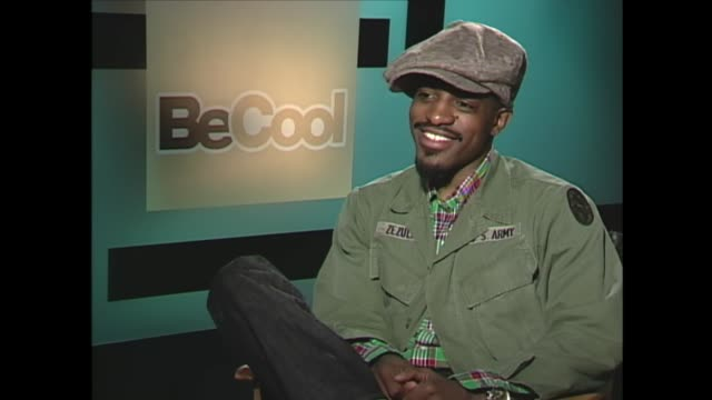 Andre 3000 on 'Hey Ya'