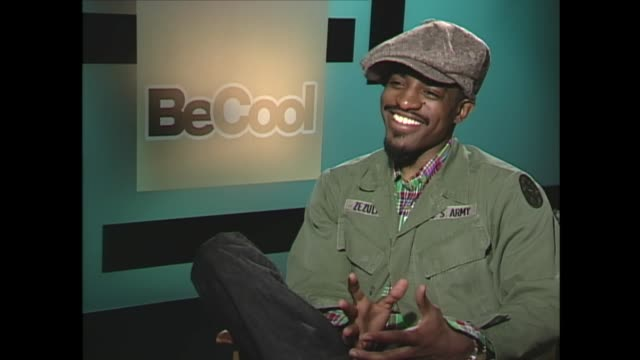 Andre 3000 on Outkast Making a Vibrator